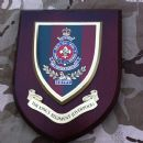 Kings Regiment Liverpool Military Wall Plaque Shield
